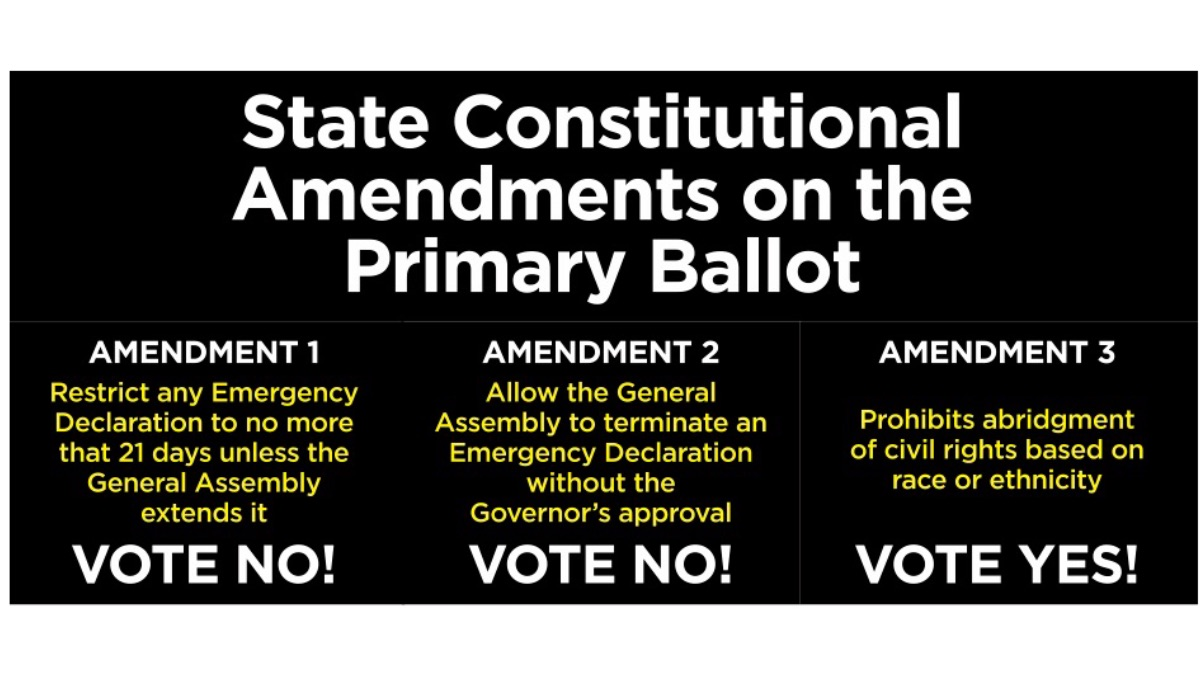 2021 Constitutional Amendment